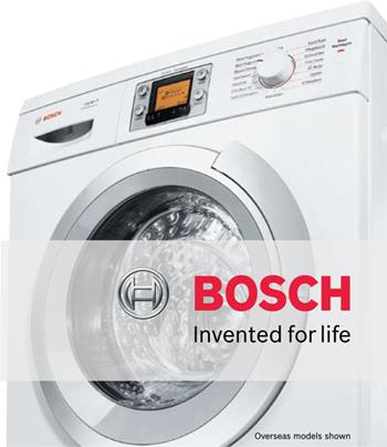 ماشین لباس شویی بوش
