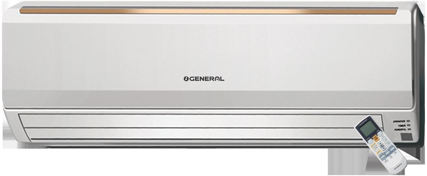 کولر گازی اجنرال 18000
