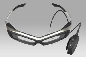 عینک هوشمند سونی