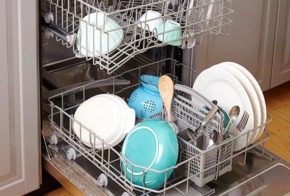 راهنمای چیدن ظروف در ماشین ظرفشویی