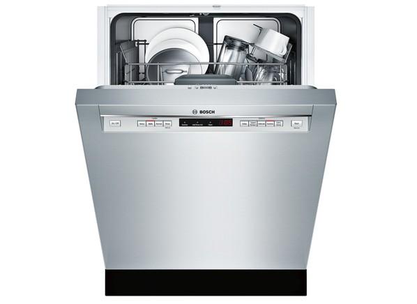 نحوه چیدمان ظروف در ماشین ظرفشویی