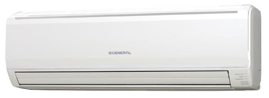 کولر گازی اسپلیت اجنرال مدل ASGS12LECA